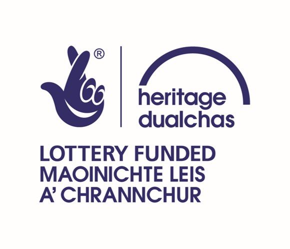 Heritage Lottery Fund Compact Logo