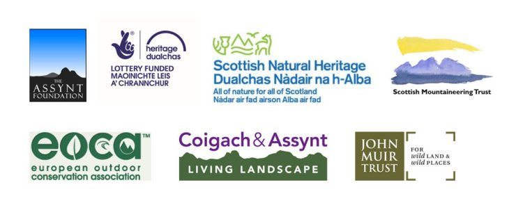 Guest blog and photography by Mandy Haggith, Director of Assynt Foundation. Find out more about the Suilven Path Project here